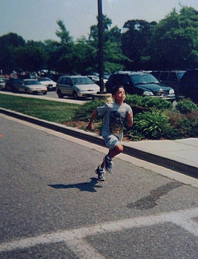 My story began in Annapolis, MD where I faced the best in my elementary. Now I face the worlds best @Nike #JustDoIt https://t.co/YMcGND60mT