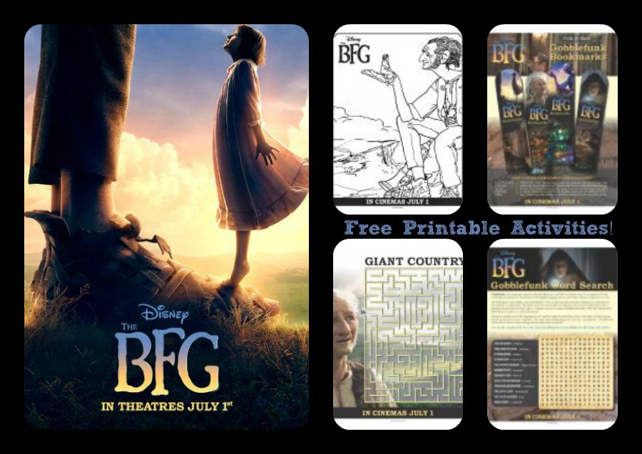 Disney's The BFG Movie Free Printable Activity Sheets #TheBFGEvent #TheBFGDreamSweepstakes https://t.co/kRvQOSNMPa https://t.co/Ypvf1tspuH