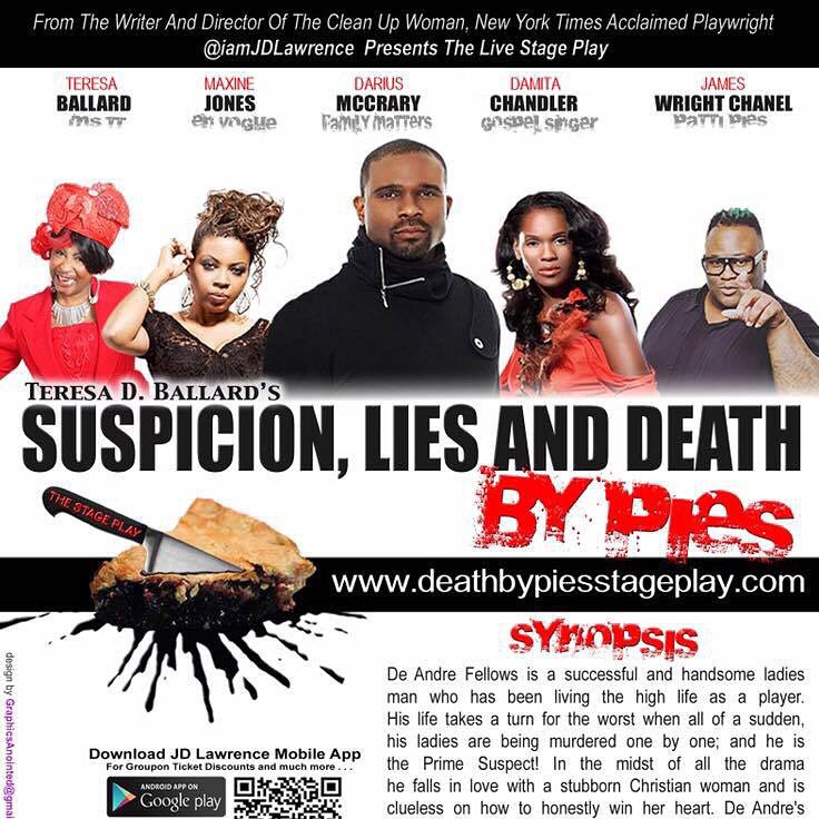 COME SEE THIS HILARIOUS SHOW STARRING: @MaxineJonesEV @tdballard @DariusMccrary ME & James Wright Chanel https://t.co/j7cl13sVzm