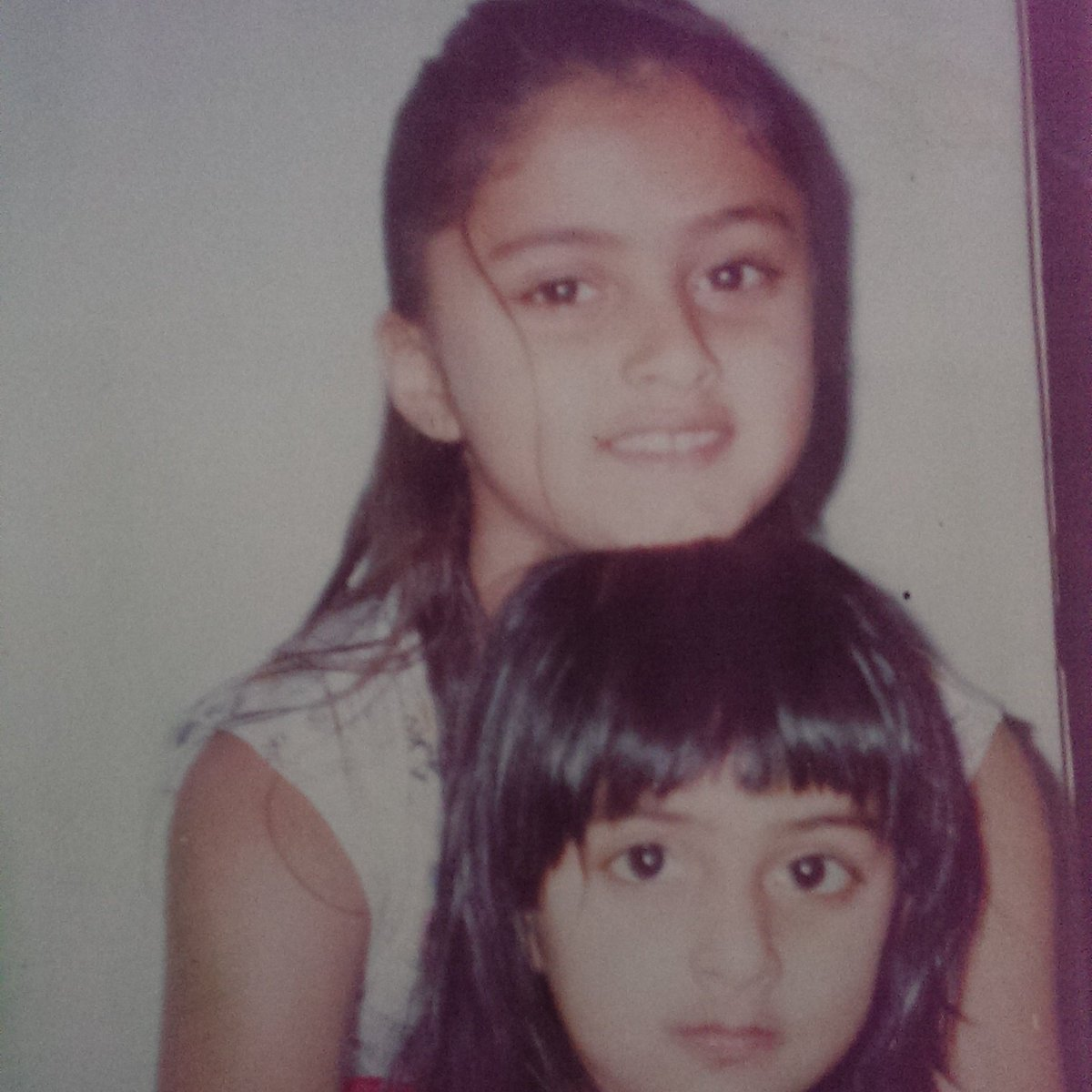 @ajaydevgn #MyGirlMyStrength double Strength for me I'm one of the lucky ones to be walking on this earth