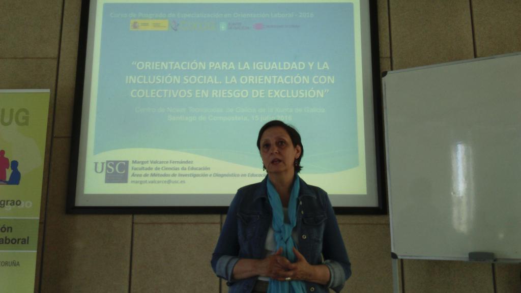 A nosa relatora de hoxe: Margot Valcarce #POLAB16 https://t.co/ETpiz5PwUM