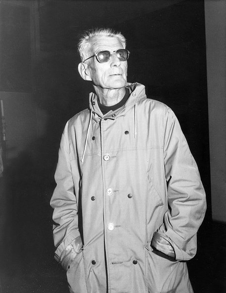 Samuel Beckett, the Rave years