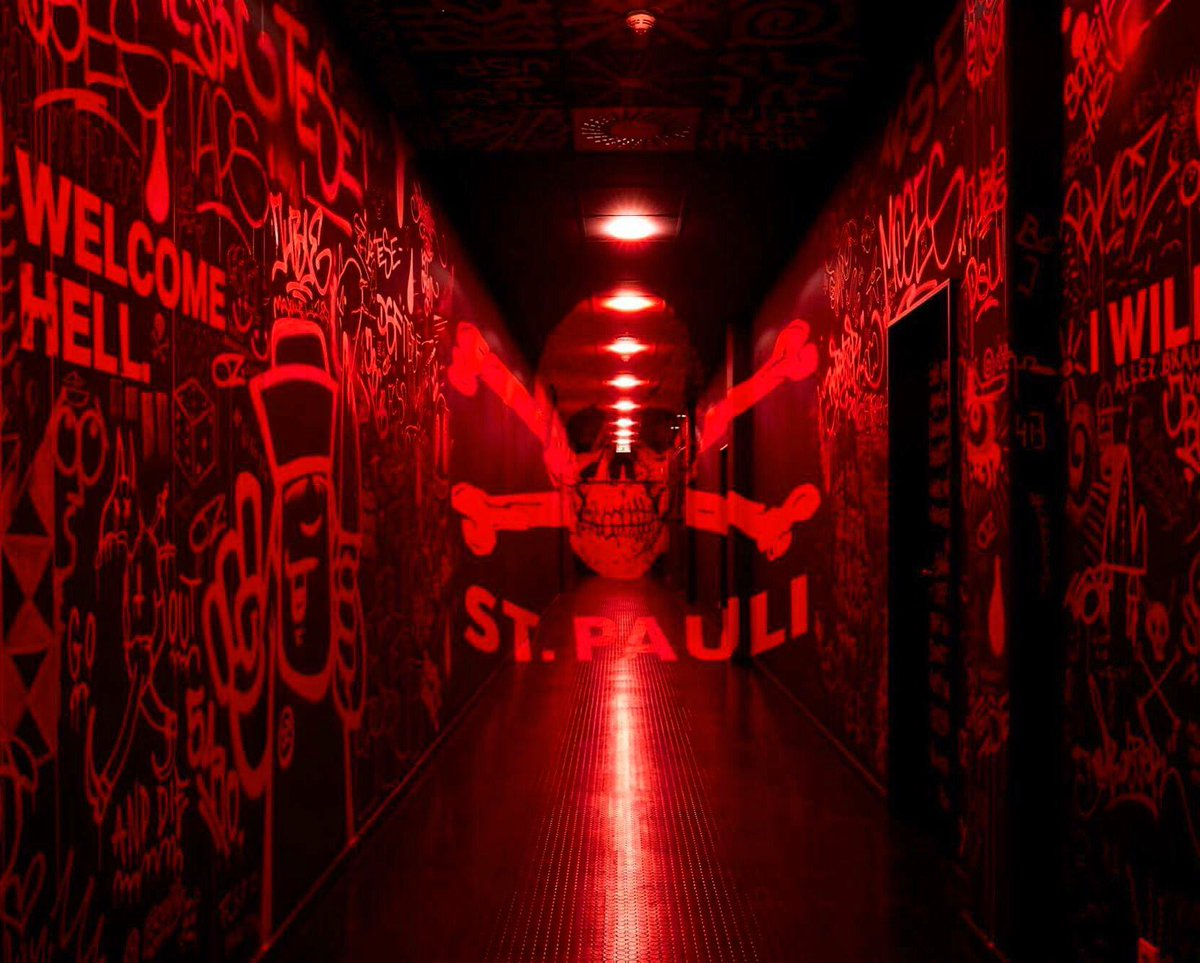 Most intimidating football entrance tunnel
