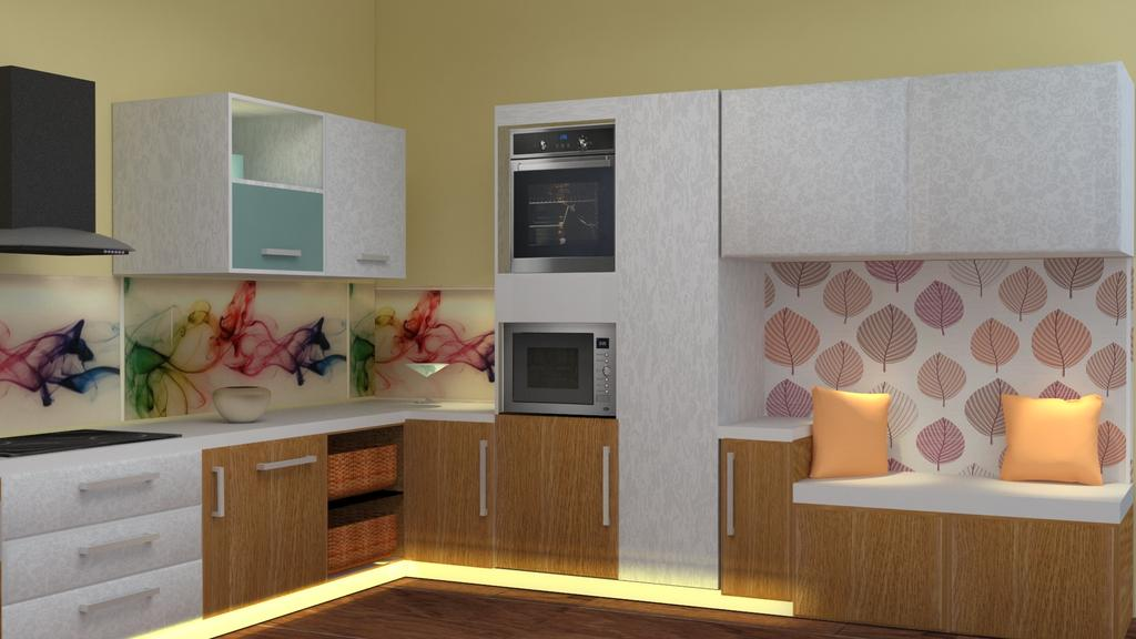 3d Modular Kitchen Designed By Book My Interior Design Designer Delhi Lifestyle Chandigarh Gurgaonpictwitter 74j5CrNrcw