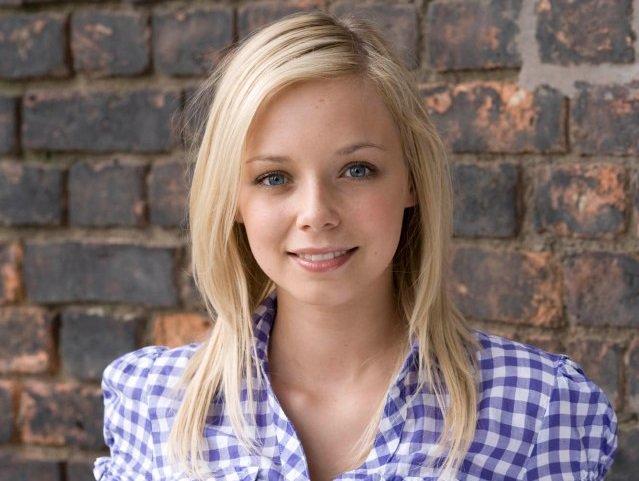 Teenage blonde lesbian