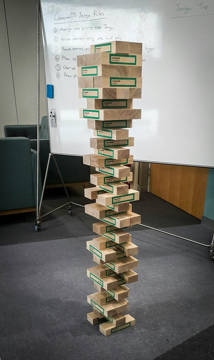 .@HPE_Labs Bristol shows how #ContainerOS can build fun apps in the real world. #FridayFun #Containers https://t.co/jzaVWm82Nh