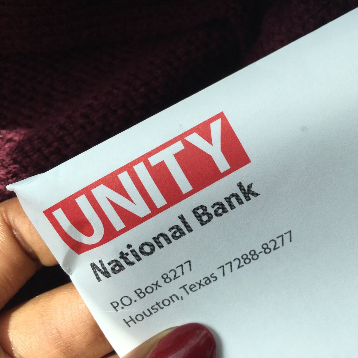 unity bank Unity trust bank is entered in the financial services register under number 204570.