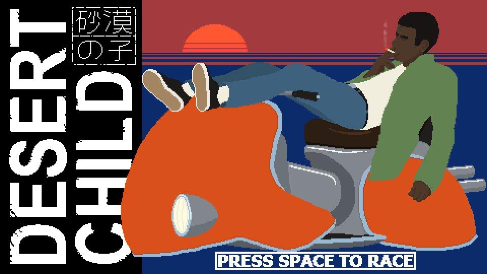 Desert Child indie Game