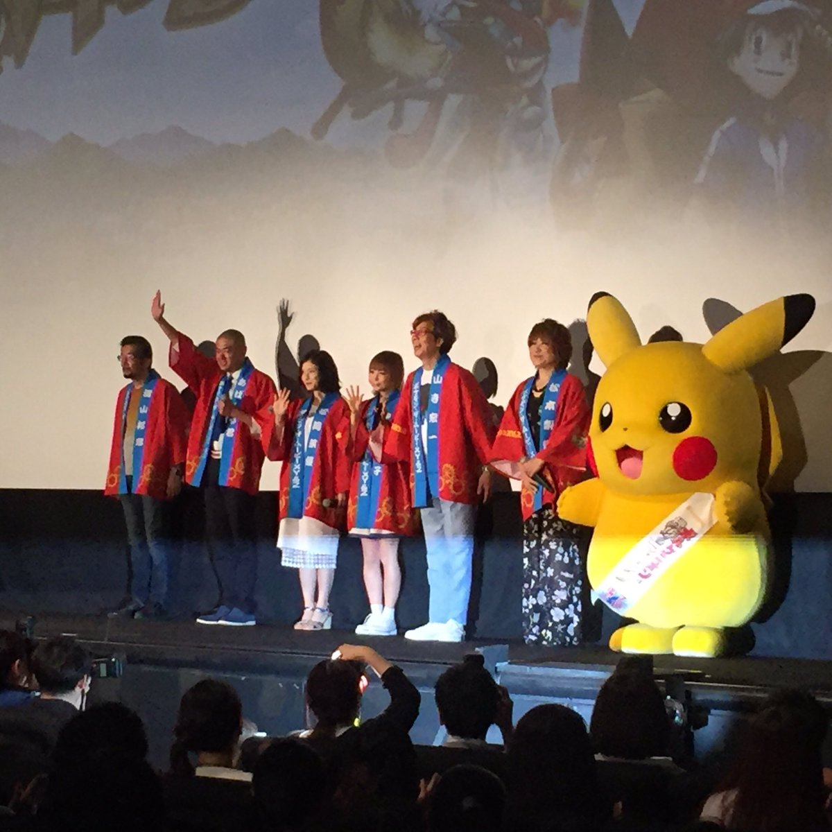 """あばれる君 on twitter: """"夏のポケモン映画「ボルケニオンと機巧の"""