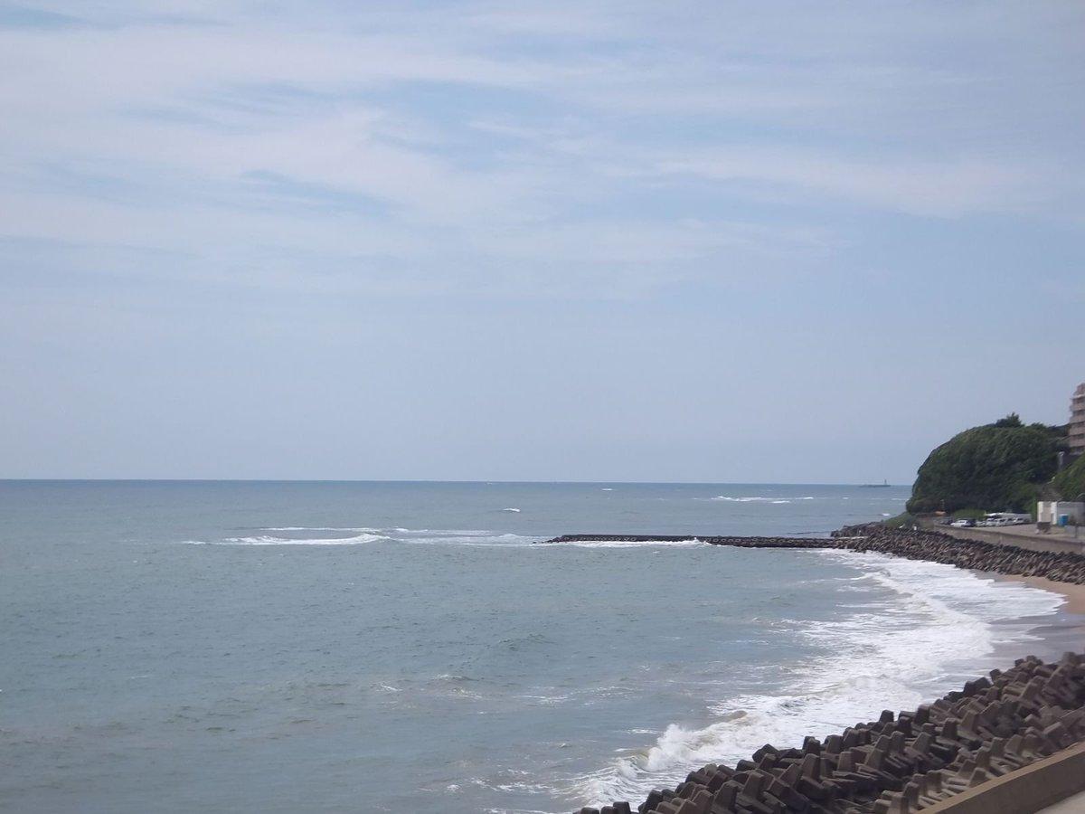 日立市の水木海水浴場は今日からオープン! https://t.co/3MQjymPUoa