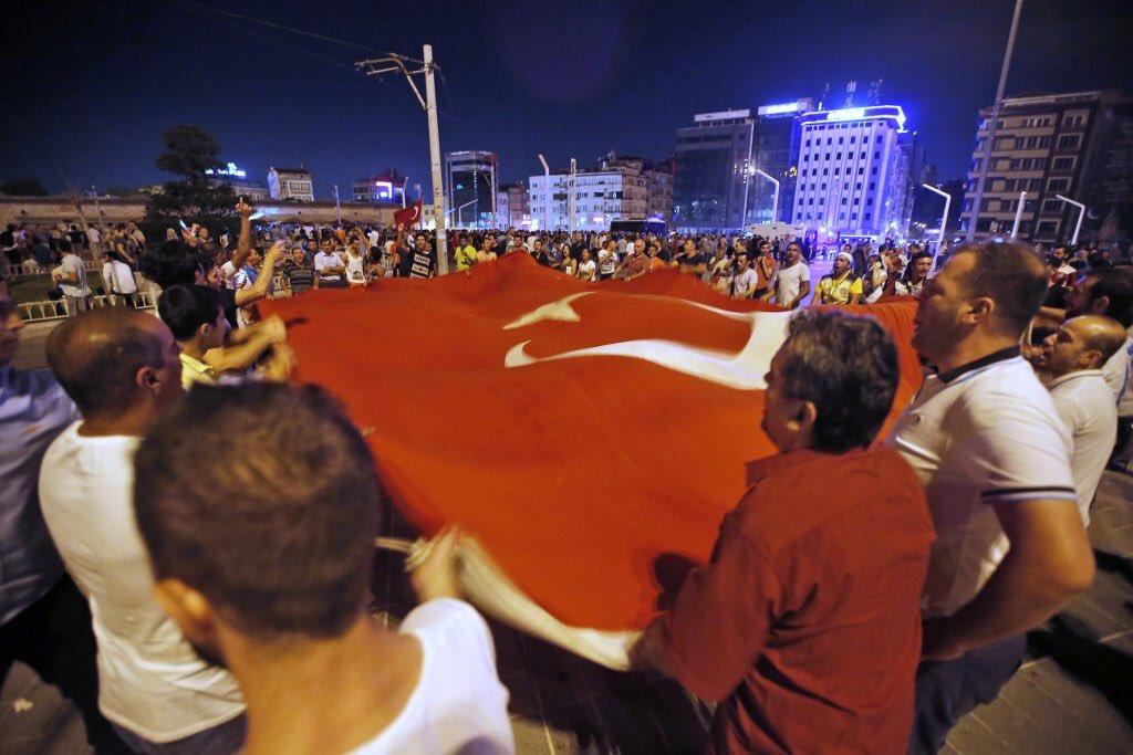 Tentato Golpe Turchia: la situazione aggiornata, Fiumicino voli cancellati