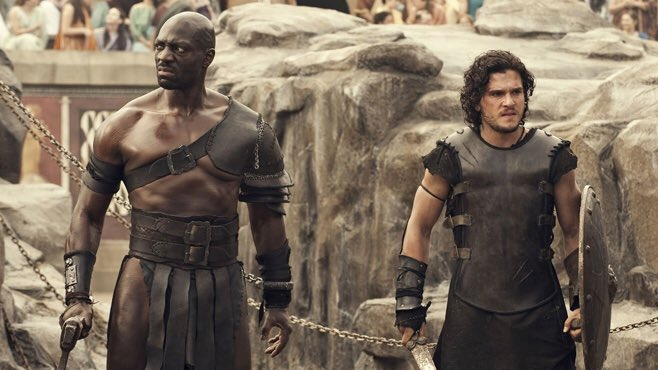 The god-like hotness of Adewale Akinnuoye-Agbaje is a bonus. I'd watch him read the ingredients off a cereal box. https://t.co/97kljaudeS