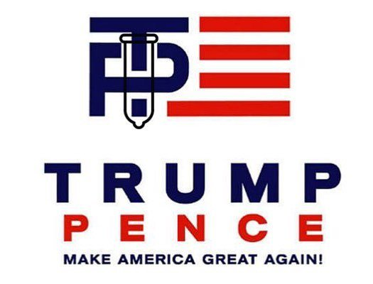 Planned Parenthood has a nice little update for the #TrumpPence logo. Be safe out there ki… https://t.co/zhuCDSRSYi https://t.co/sCOzXYGneK