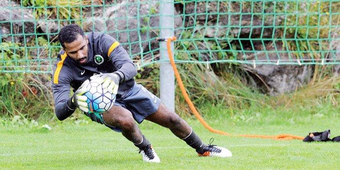 صحيفة الجزيرة : لاعبو الأخضر يواصل التدريب فى مدينة سالزبورغ النمساوية coobra.net