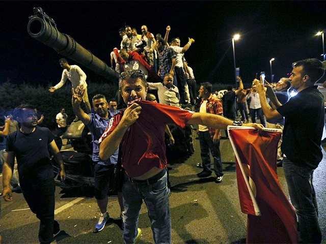 Military coup in Turkey: MEA advises Indian nationals to avoid public places