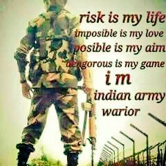Kalpesh Deshmukh Kd7 On Twitter Proud Indian Army I Love You