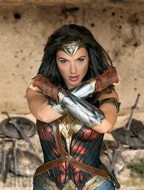 The world needs #WonderWoman