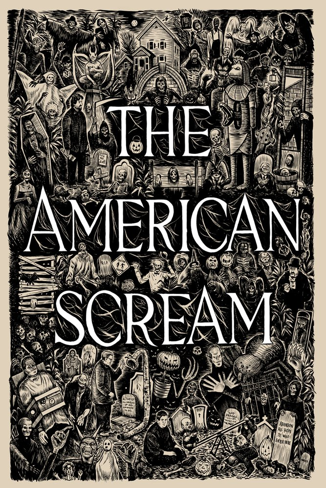 The American Scre #TheAmericanScream, #MoviePoster, #Documentary, #MichaelPaulStephenson http://re-pin.me/777548 pic.twitter.com/mhrzUIqalr