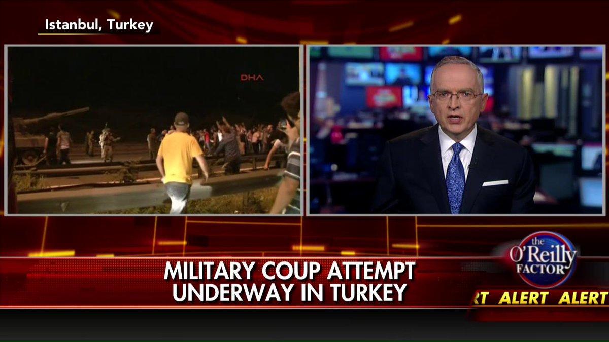 "Tenente-coronel Ralph Peters: ""Esse golpe é última chance de Turquia evitar se tornar regime islâmico autoritário.'"