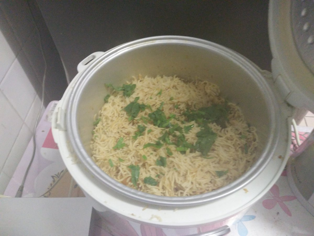 "amir on twitter: ""nasi arab homemade… """