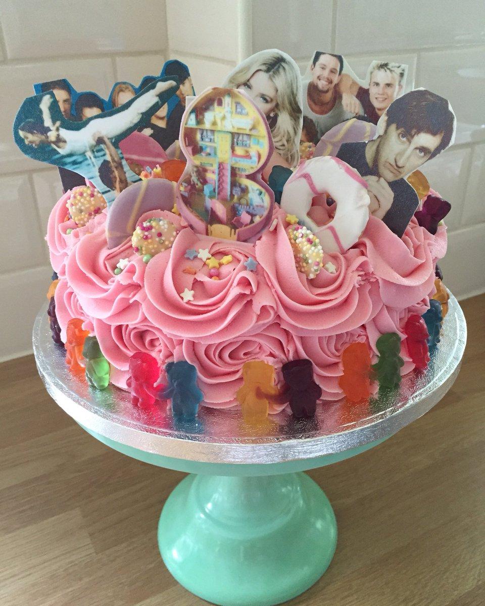 Saddleworthbakehouse On Twitter 90s Themed 30th Birthday