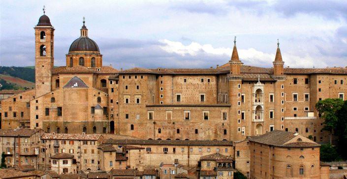 La bellissima #Urbino vi aspetta per il Festival di Musica Antica: dal 16luglio al 15agosto https://t.co/he3SFmdOgA