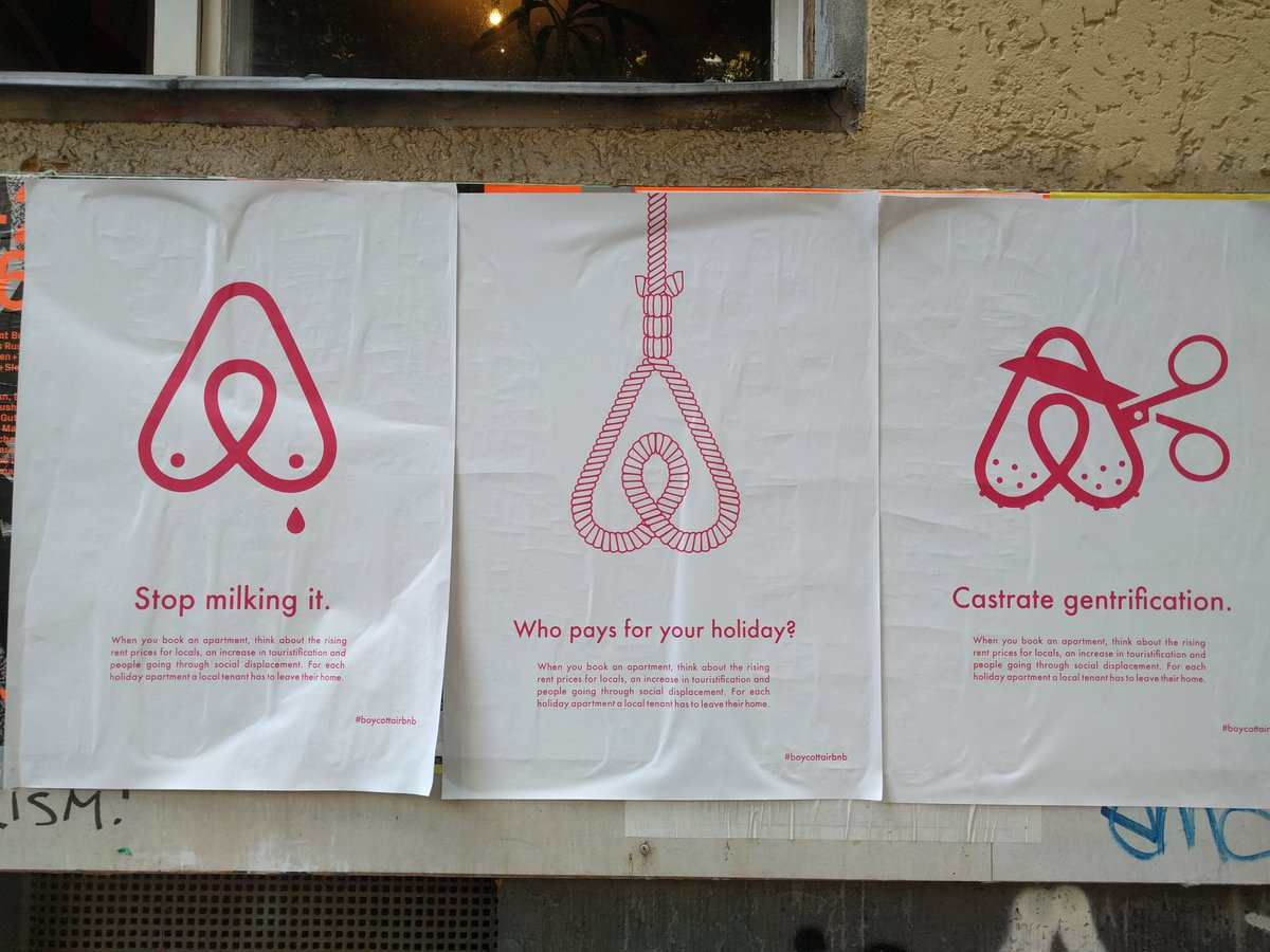 Berlin variations of the @Airbnb logo https://t.co/H3QkE04CE6