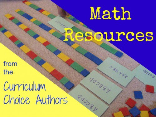 Math Resources from Curriculum Choice Authors - The Curriculum Choice https://t.co/xXs6DETtwG @CindyWest10 #ihsnet https://t.co/jvgPfmEAdt