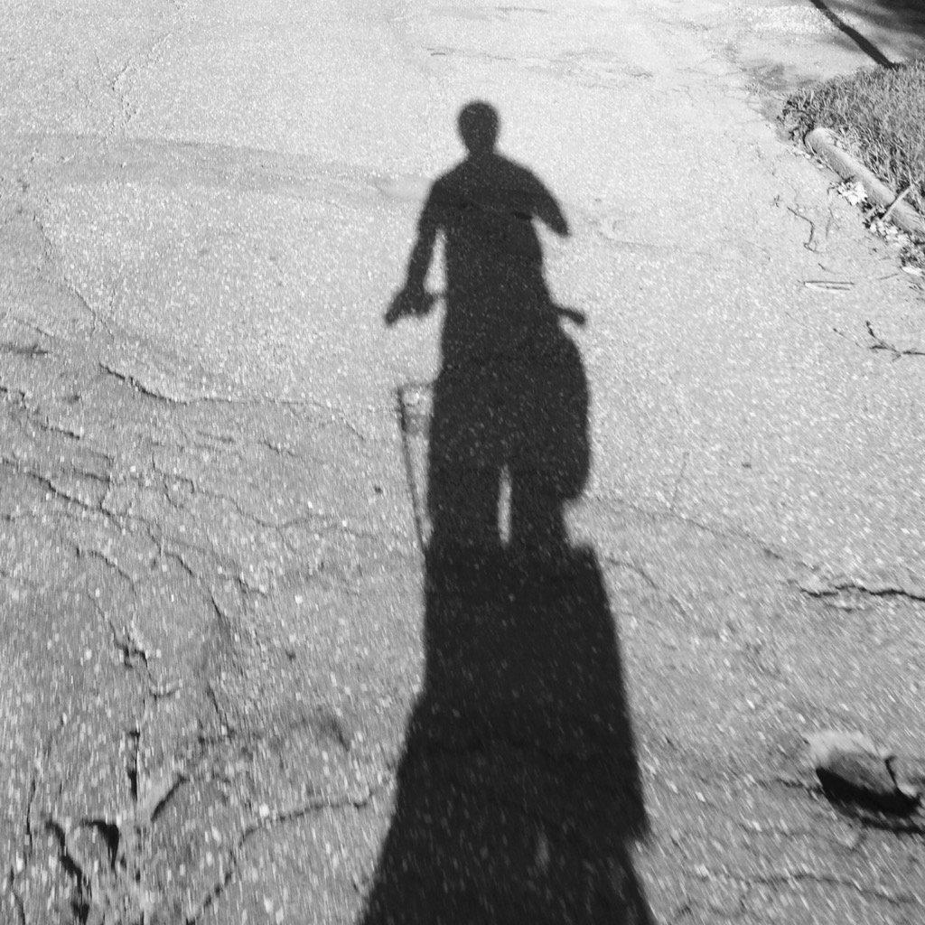 Shadows en route #TMC16 https://t.co/q0kniz660I