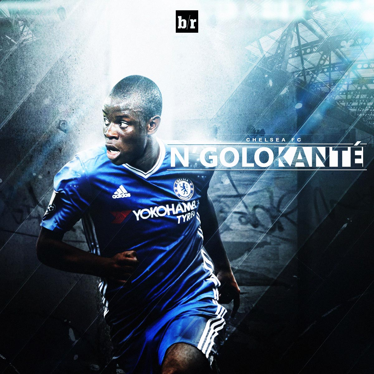 It's Official—n'golo Kante Is A Chelsea Player! #cfc