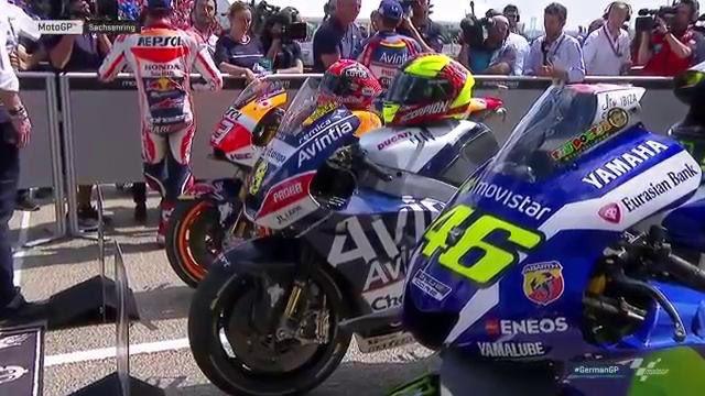 MotoGP Germania 2016 in Diretta Streaming Live: come vedere partenza e gara Sachsenrig