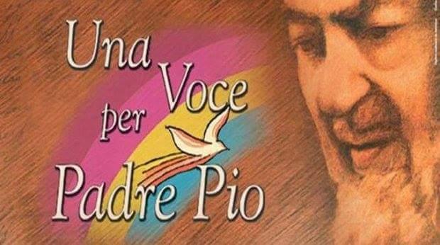 Una voce per padre Pio, questa sera in Diretta TV su RaiUno
