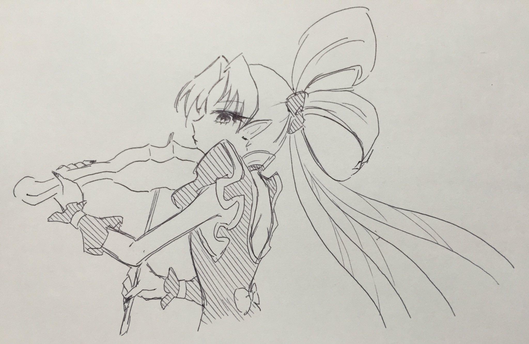 たけゆ (@takeyukya)さんのイラスト