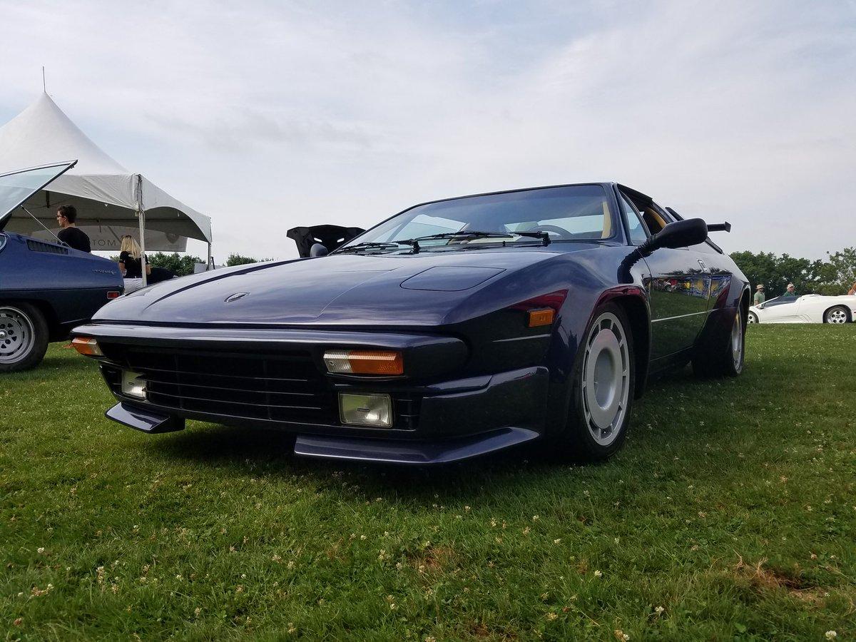 Classic Game Room On Twitter You Never See A Lamborghini Jalpa
