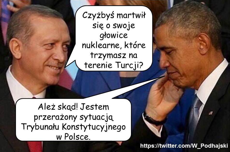 Kaczor jest gorszy od Erdogana