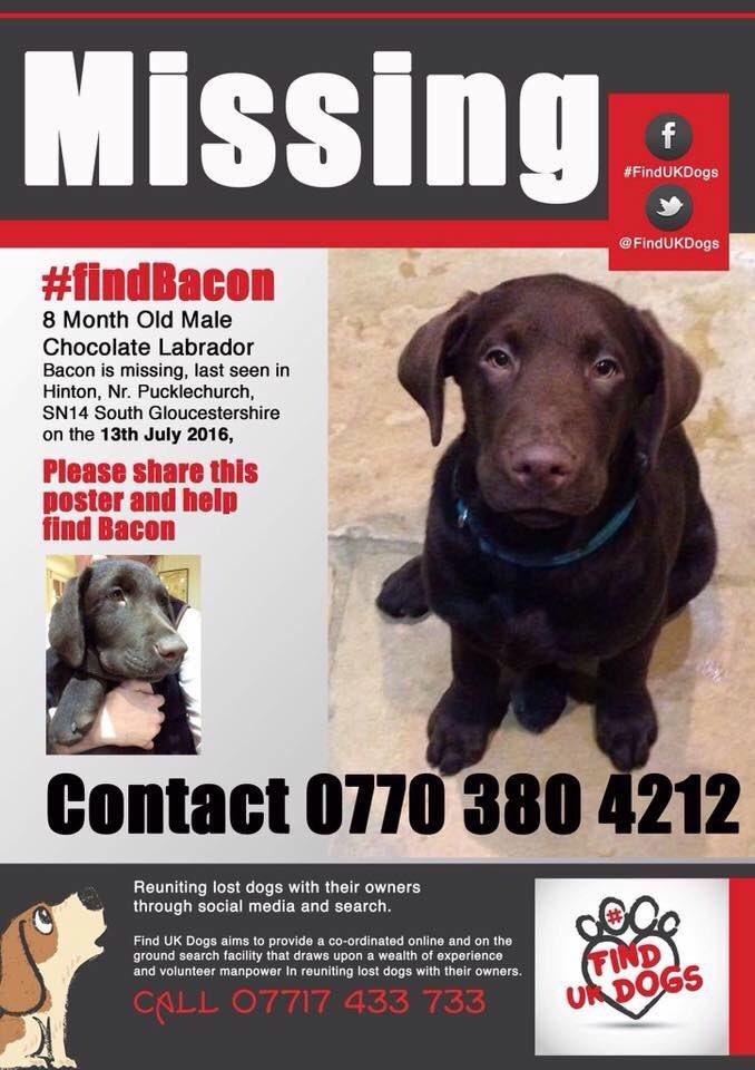 Please retweet. He's been missing since Wednesday. https://t.co/ZQHXwRkU1q