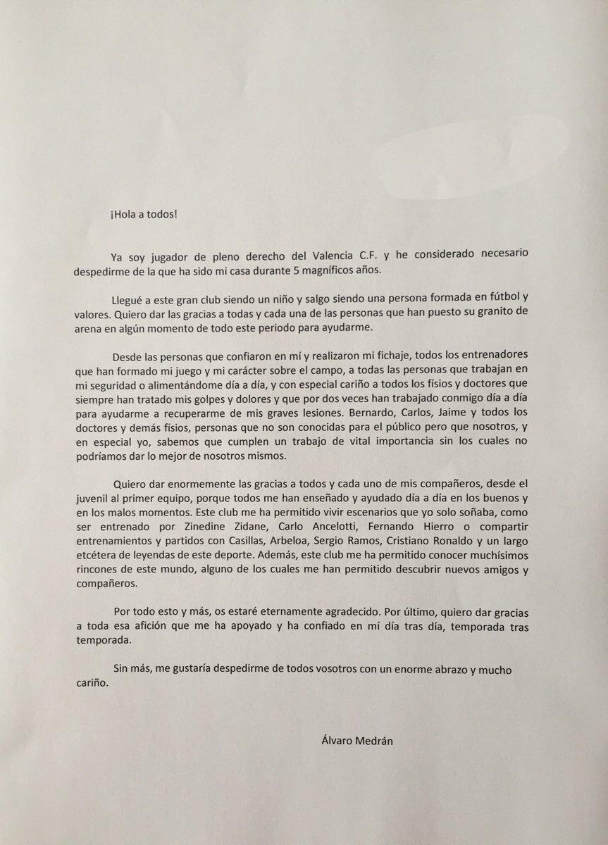 Altas y Bajas 2016-2017 de la Cantera, rumores y más - Página 10 CngGHS9XEAAg8ZE