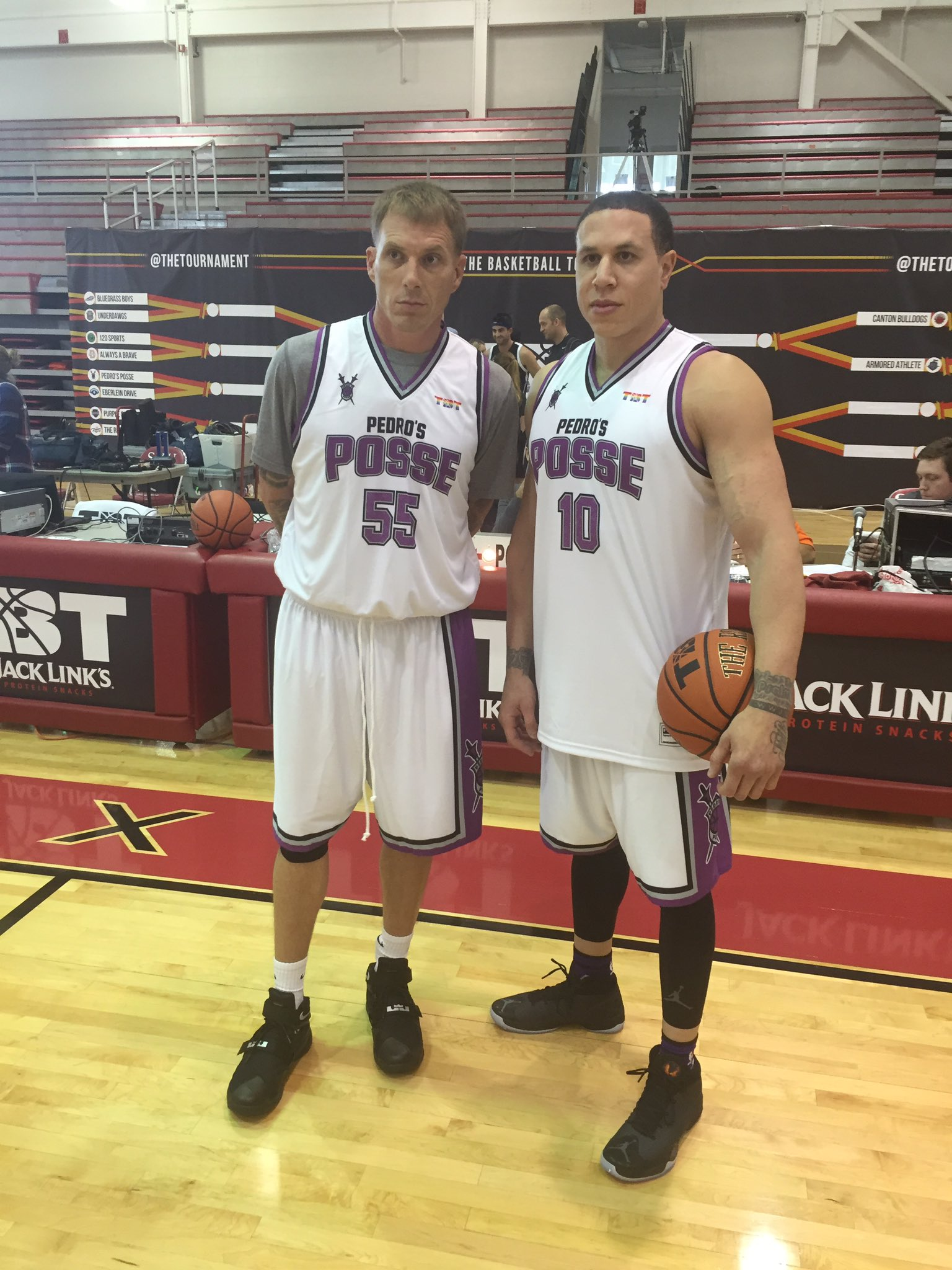 Former Kings' Jason Williams & Mike Bibby Put Up Big Numbers in $2 ...