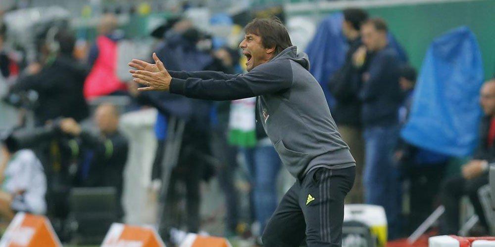 Rapid Vienna-Chelsea Risultato 2-0, esordio con sconfitta per Antonio Conte (foto)