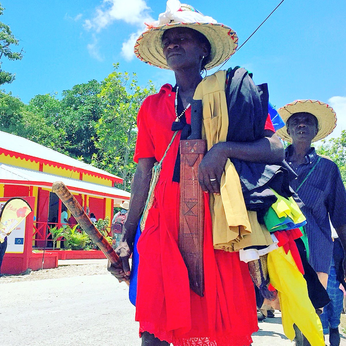 Haiti Ass 19