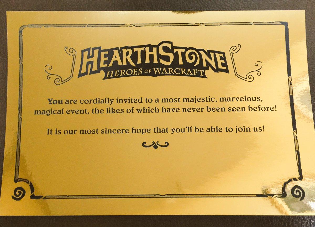 Hearthstone-Karazhan-Invite