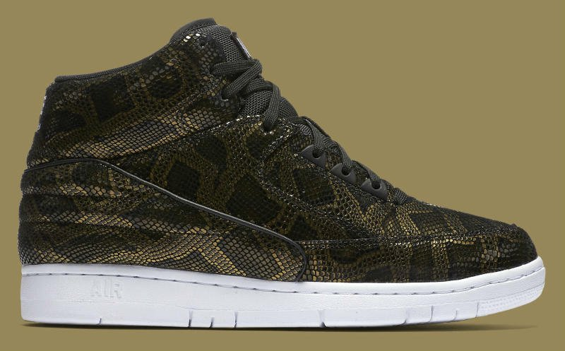 official photos 539d4 bcc83 the boldest nike air python design to date