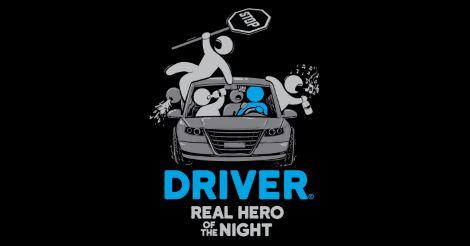 Řidič - opravdový hrdina noci
