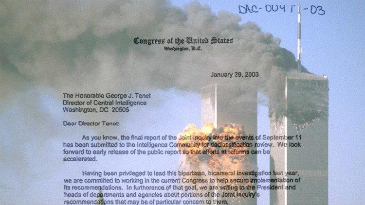 """Pubblicati Documenti """"Top Secret"""" sugli attentati dell'11 settembre 2001"""
