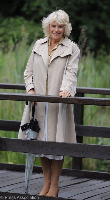 Retweet to wish The Duchess of Cornwall a very happy birthday! #HappyBirthdayHRH