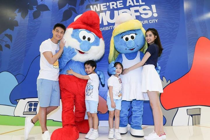 Harbour city on twitter come meet greet with the smurfs and be 1201 am 17 jul 2016 m4hsunfo