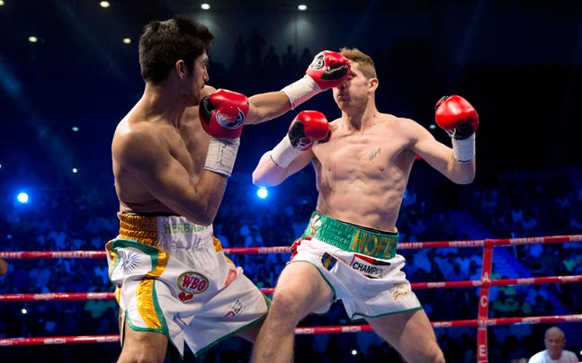 Can pro-boxing  become a hit in cricket crazy India? 1