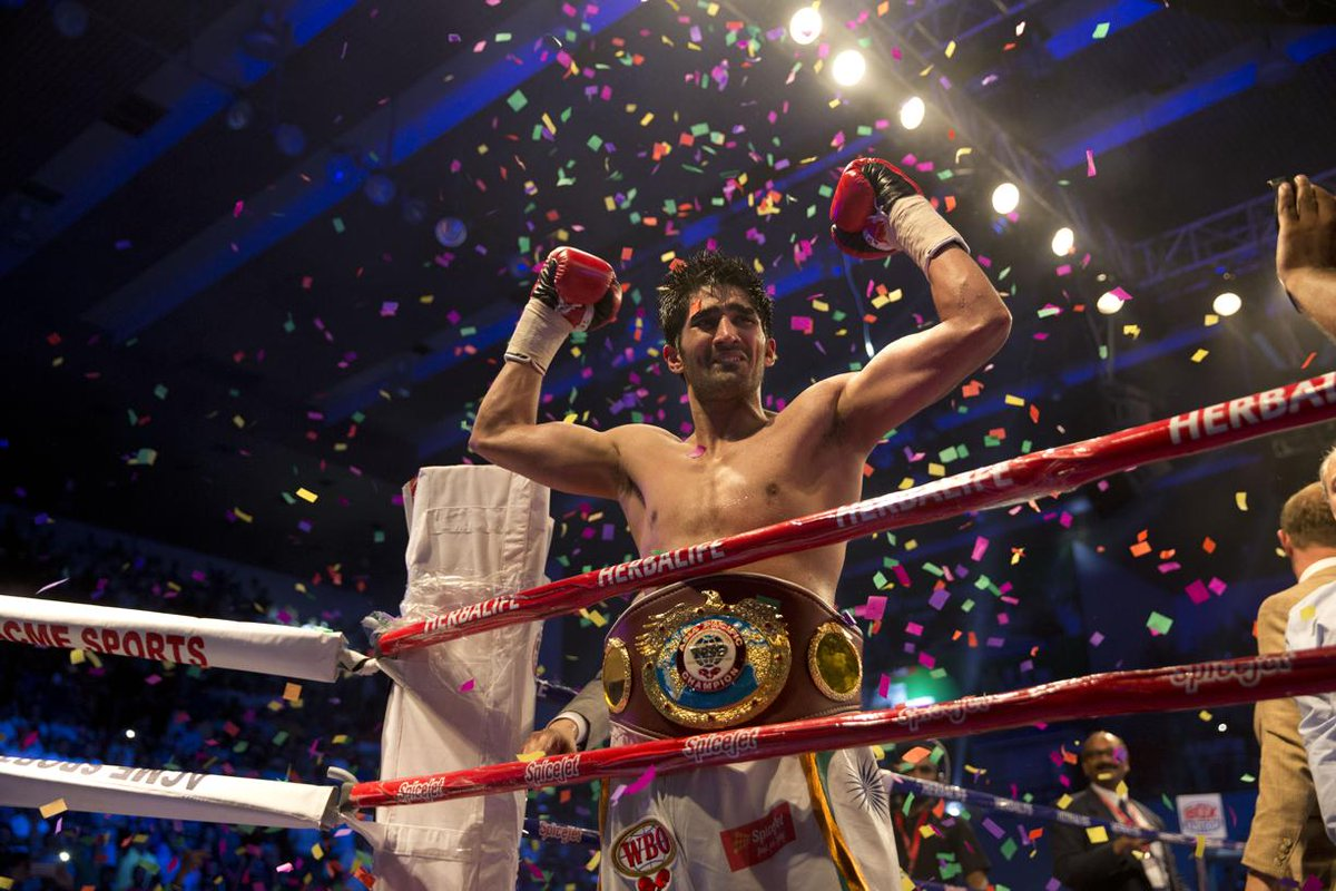 Can pro-boxing  become a hit in cricket crazy India? 2