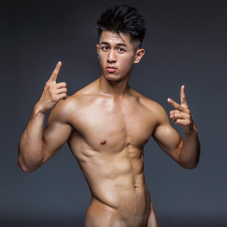 Nude thai men