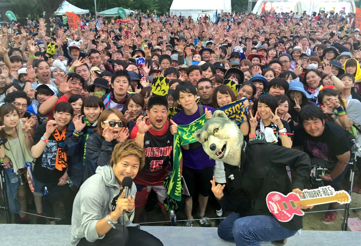 FM NORTH WAVE✖️アルキタ JOIN STUDIO 最終回のゲストはMAN  WITH A MISSION